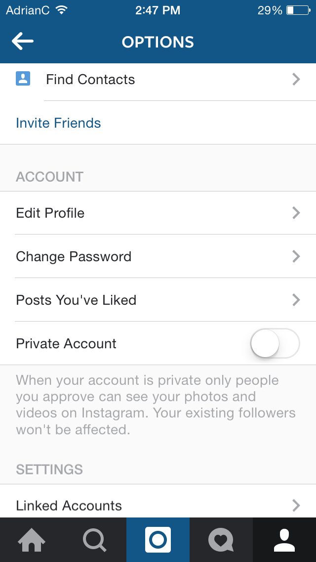 how to delete instagram posts quickly