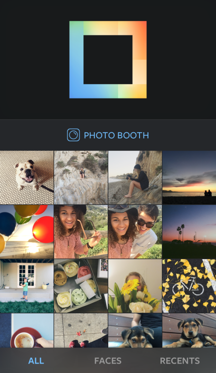 Review: Layout from Instagram
