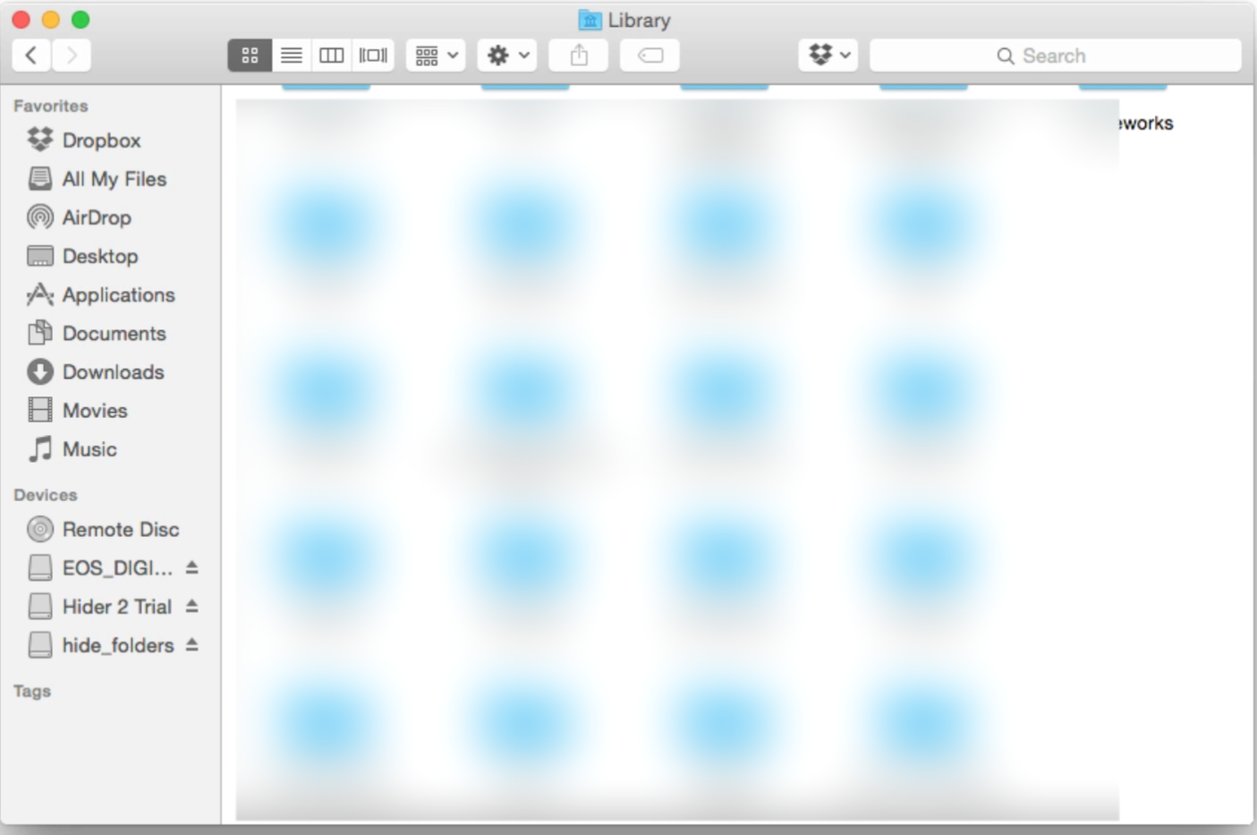 How To: Hide Files on Mac OS X
