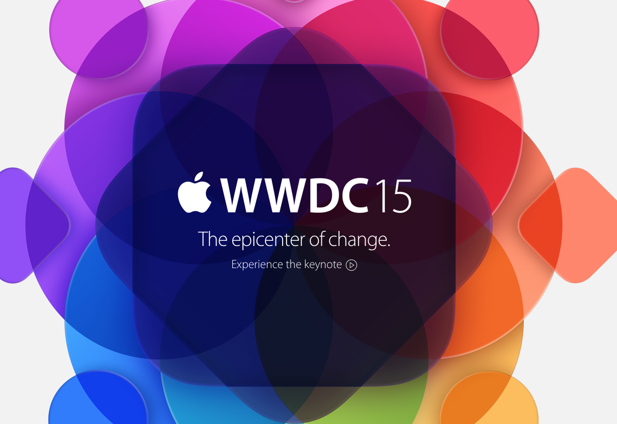 WWDC 2015 Recap & Thoughts