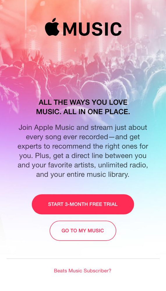 How to Get Apple Music on iOS, OS X and Windows