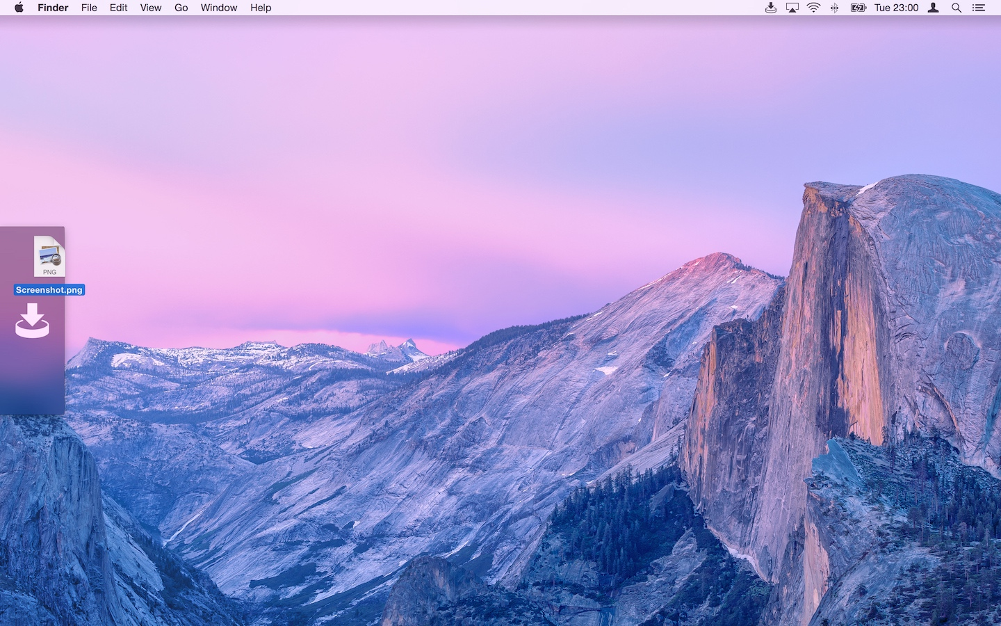 Yoink Overview- A Drag n Drop Shelf for OS X
