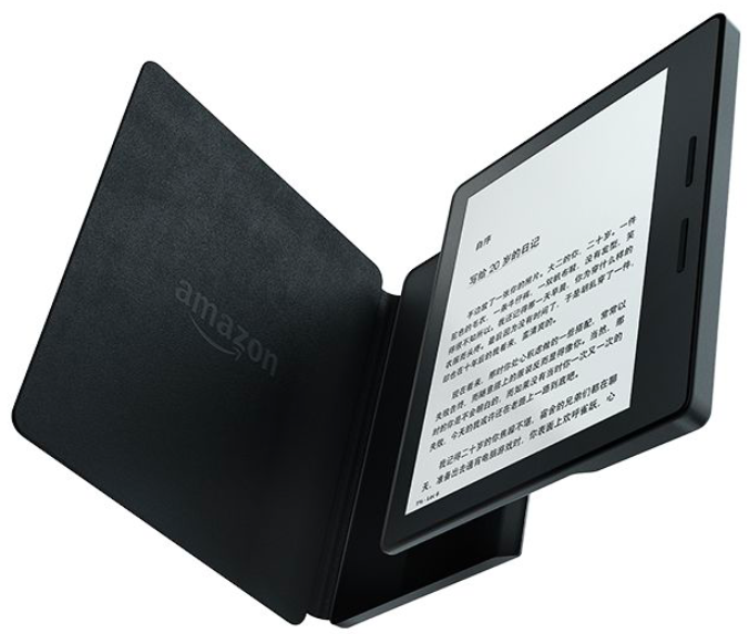Amazon's Leaked Kindle Oasis