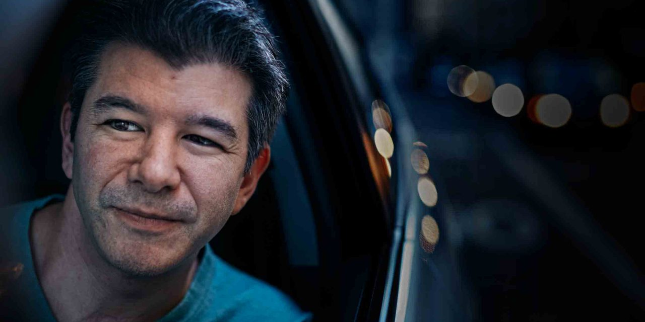Uber CEO Travis Kalanick Resigns