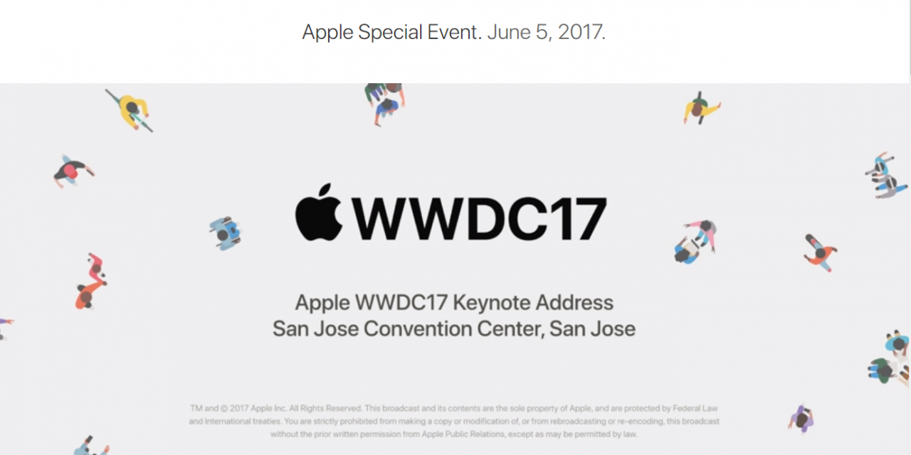 Apple's WWDC 2017 Overview